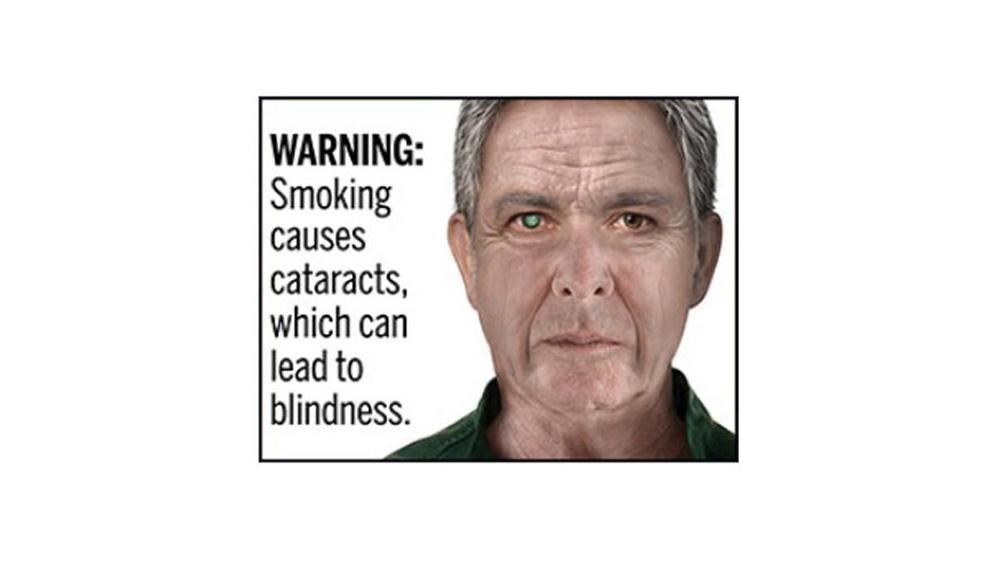 Proposed FDA Warning Label 4