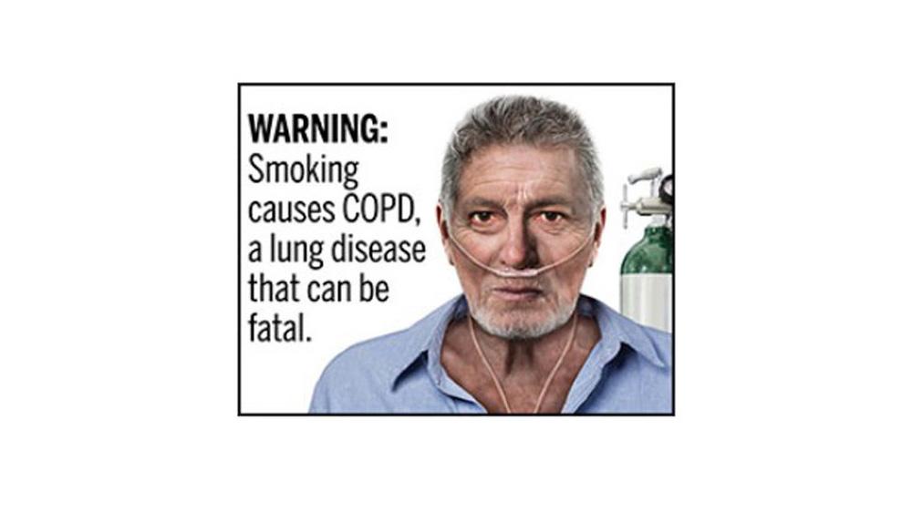 Proposed FDA Warning Label 6