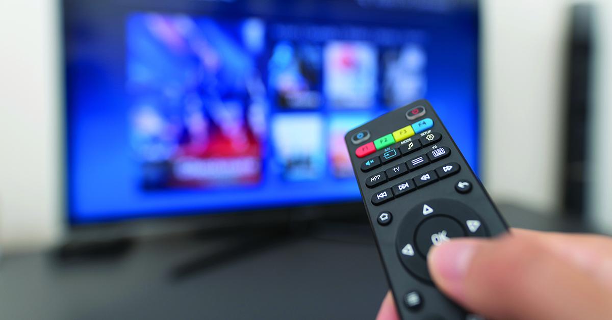 TV on demand selection image
